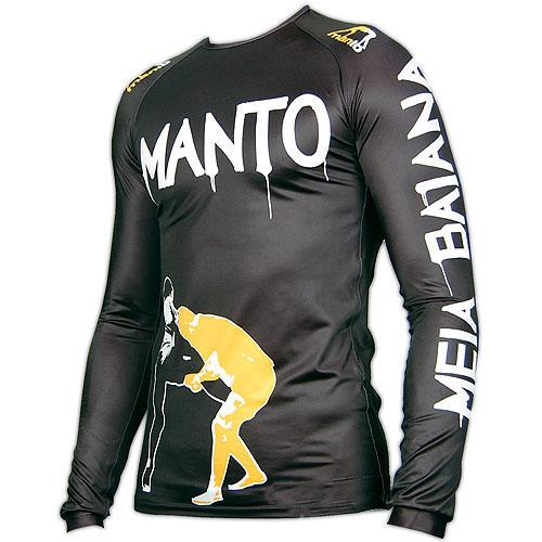 Manto Manto Meia Baiana Long Sleeve Rashguard